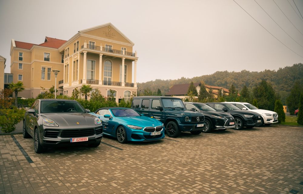 Romanian Roads Luxury Edition, ziua 5: am pășit pe urmele Corvinilor în drumul spre oaza occidentală Theodora Golf Club - Poza 7