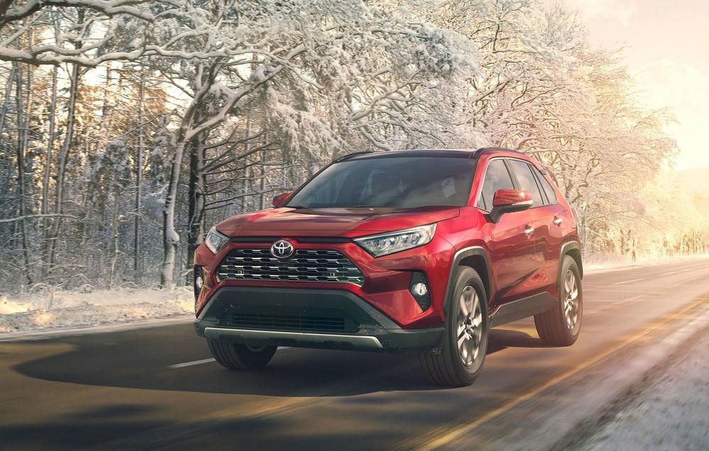 Toyota, constructorul cu cea mai mare gamă de SUV-uri: japonezii vând 17 SUV-uri la nivel global - Poza 1