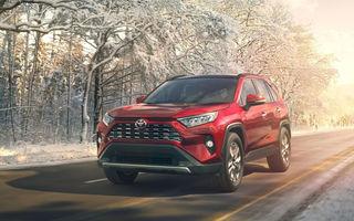 Toyota, constructorul cu cea mai mare gamă de SUV-uri: japonezii vând 17 SUV-uri la nivel global
