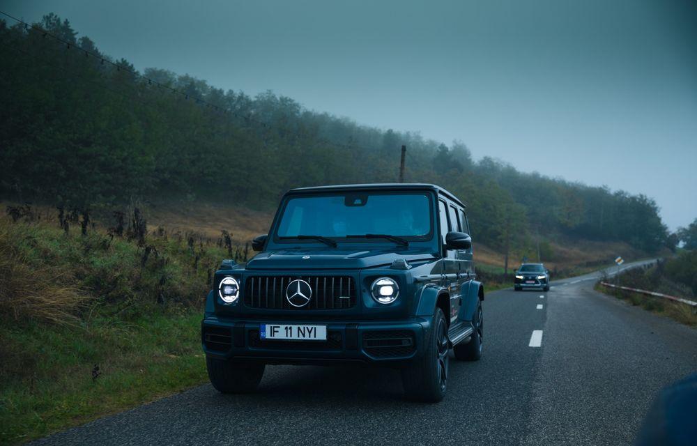 Romanian Roads Luxury Edition, ziua 6: Am traversat Mica Elveție din județul Alba în drum spre templul tradiționalului de la Conacul Maldăr - Poza 62