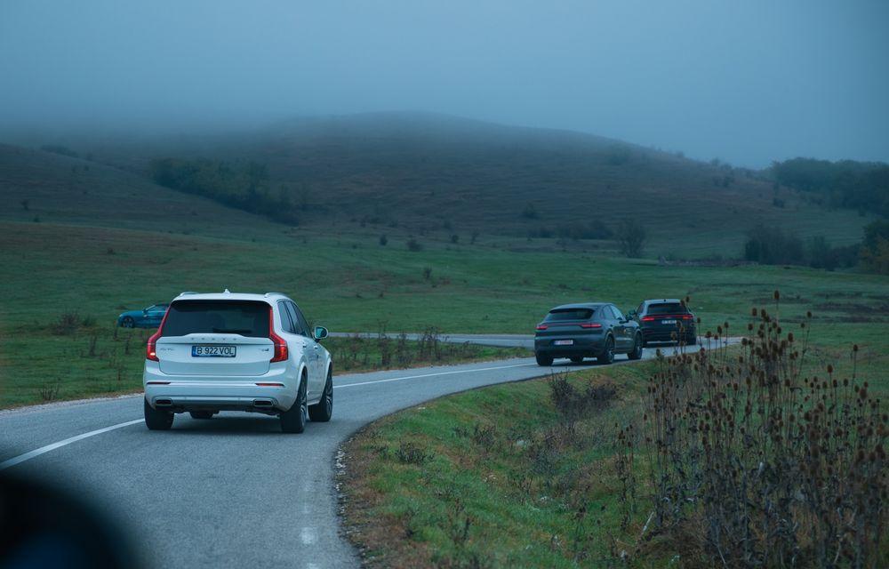 Romanian Roads Luxury Edition, ziua 6: Am traversat Mica Elveție din județul Alba în drum spre templul tradiționalului de la Conacul Maldăr - Poza 75