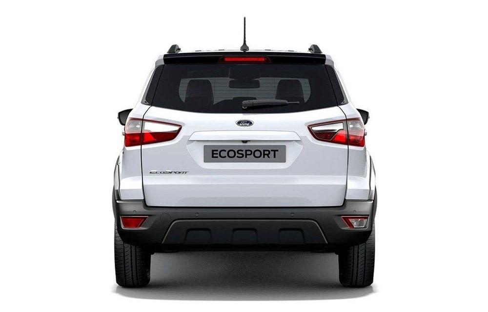 Primele imagini cu Ford Ecosport Active au apărut pe internet: prezentarea oficială va avea loc în 6 noiembrie - Poza 5