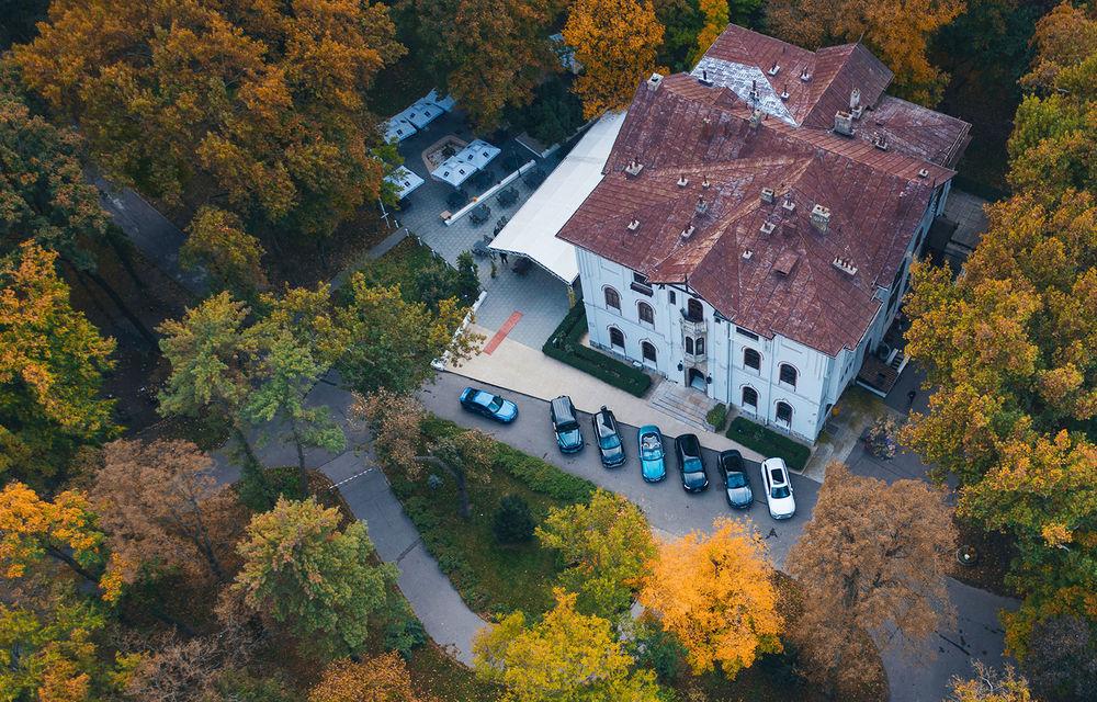 Romanian Roads Luxury Edition, ziua 7: Final de tur la Palatul Știrbey, ultima oprire a caravanei - Poza 1