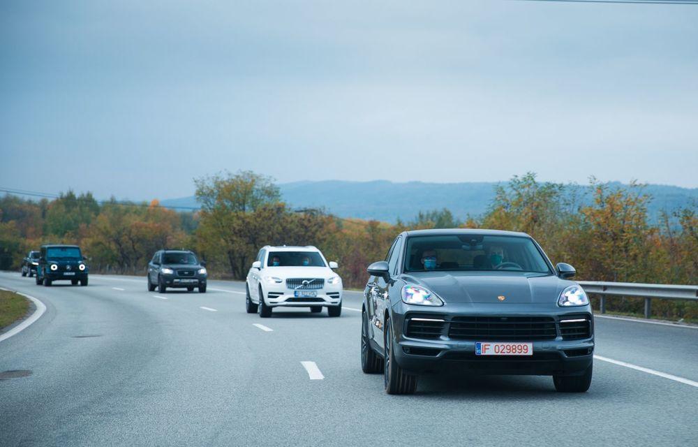 Romanian Roads Luxury Edition, ziua 7: Final de tur la Palatul Știrbey, ultima oprire a caravanei - Poza 30