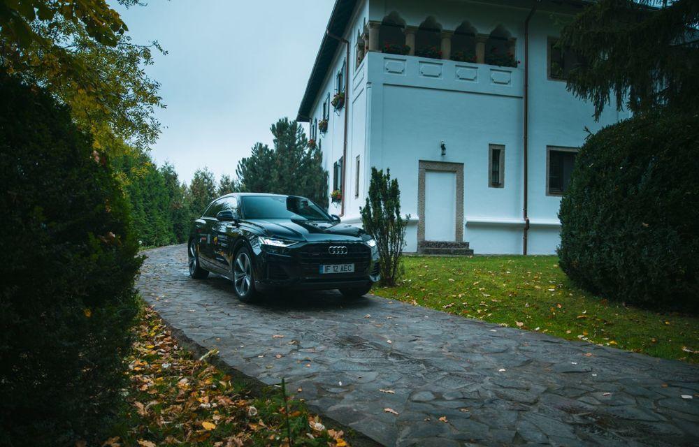 Romanian Roads Luxury Edition, ziua 7: Final de tur la Palatul Știrbey, ultima oprire a caravanei - Poza 22