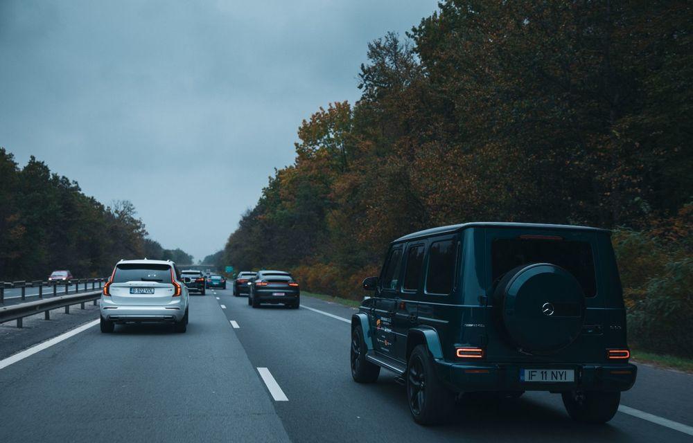 Romanian Roads Luxury Edition, ziua 7: Final de tur la Palatul Știrbey, ultima oprire a caravanei - Poza 57