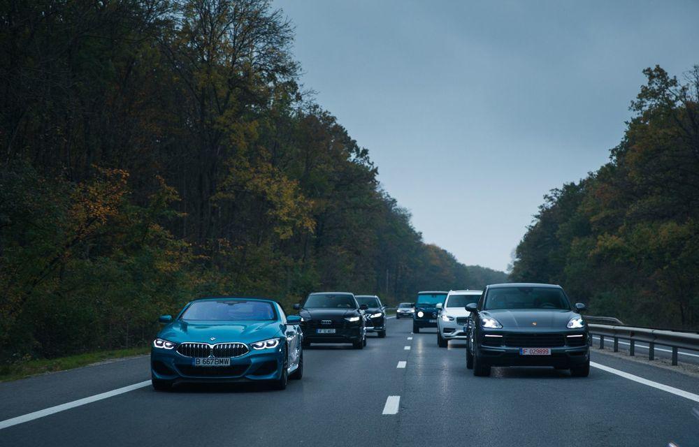 Romanian Roads Luxury Edition, ziua 7: Final de tur la Palatul Știrbey, ultima oprire a caravanei - Poza 58