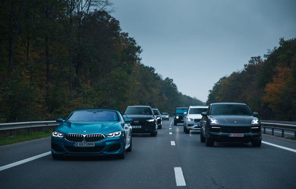 Romanian Roads Luxury Edition, ziua 7: Final de tur la Palatul Știrbey, ultima oprire a caravanei - Poza 59