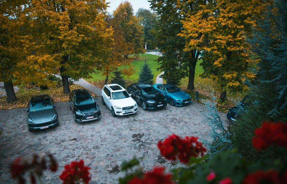 Romanian Roads Luxury Edition, ziua 7: Final de tur la Palatul Știrbey, ultima oprire a caravanei - Poza 3