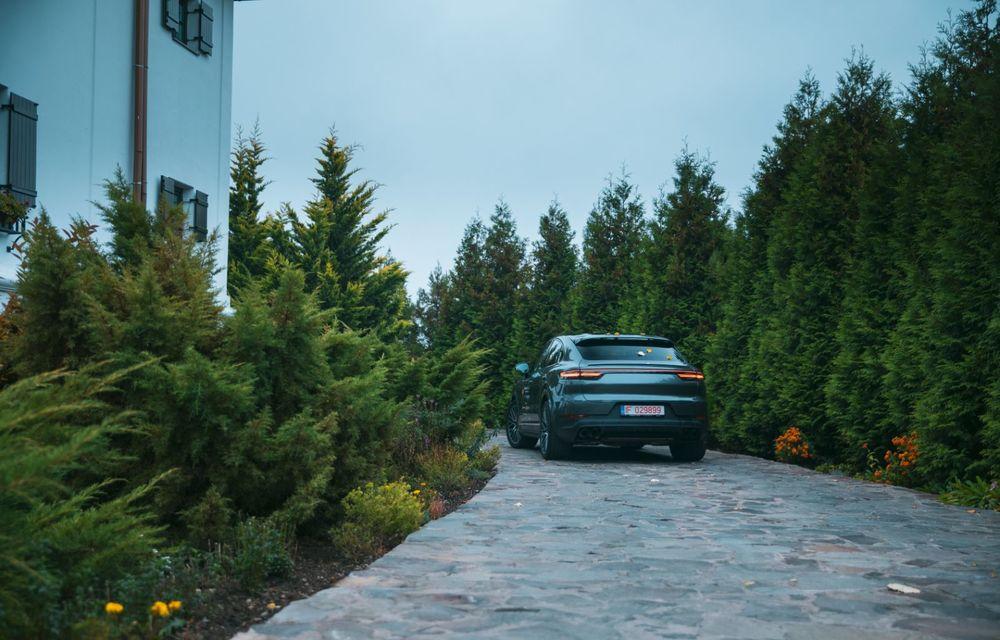 Romanian Roads Luxury Edition, ziua 7: Final de tur la Palatul Știrbey, ultima oprire a caravanei - Poza 14