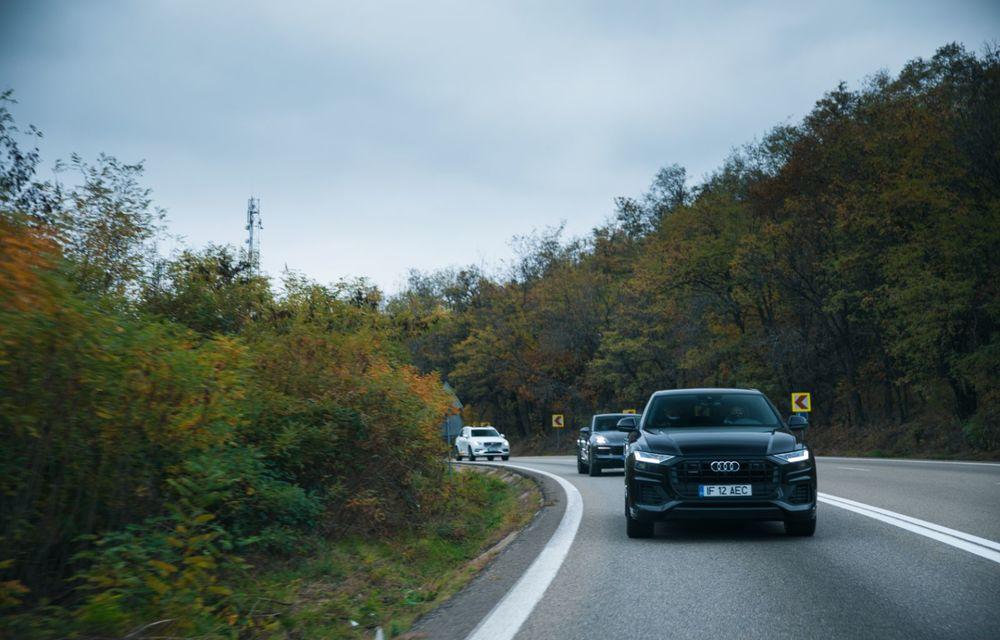 Romanian Roads Luxury Edition, ziua 7: Final de tur la Palatul Știrbey, ultima oprire a caravanei - Poza 45