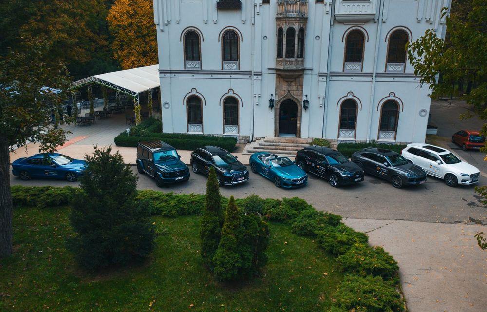 Romanian Roads Luxury Edition, ziua 7: Final de tur la Palatul Știrbey, ultima oprire a caravanei - Poza 82
