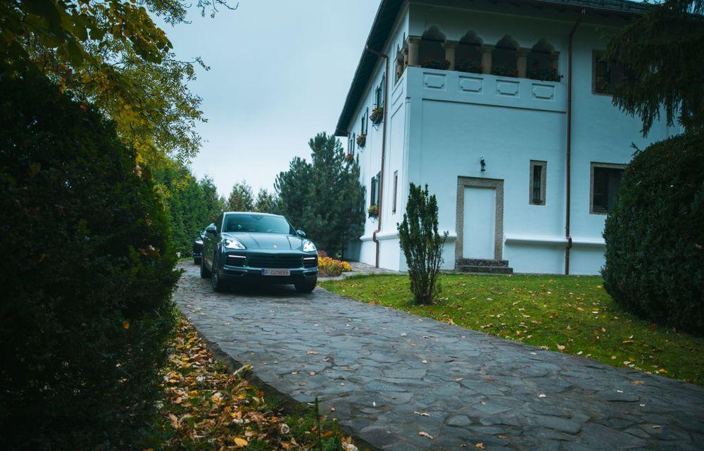 Romanian Roads Luxury Edition, ziua 7: Final de tur la Palatul Știrbey, ultima oprire a caravanei - Poza 18