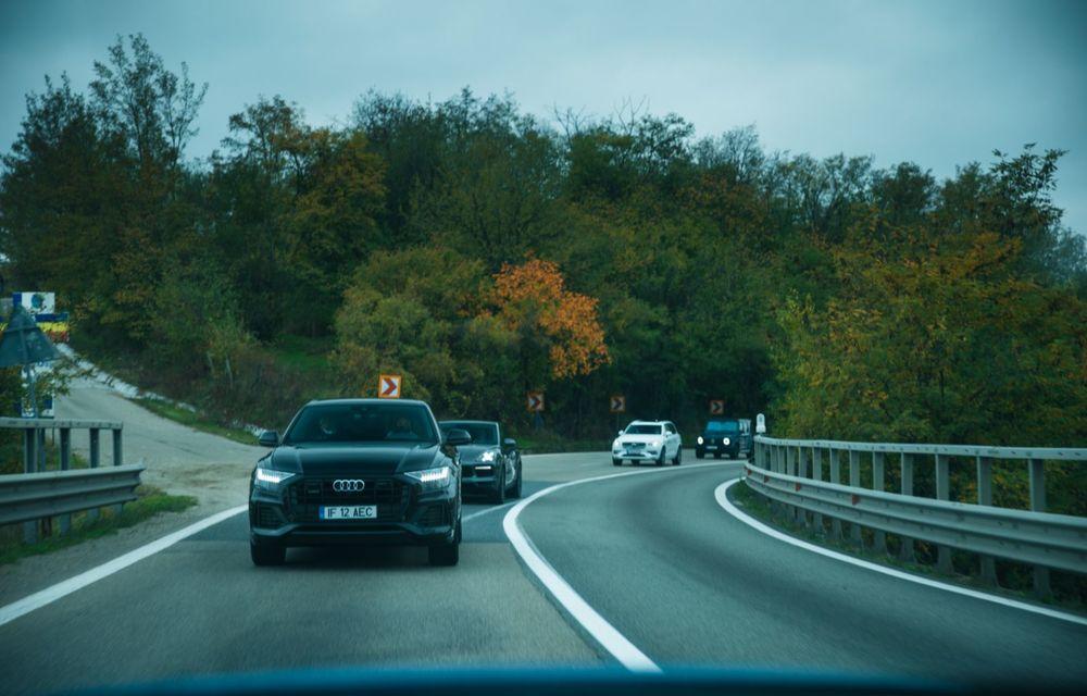 Romanian Roads Luxury Edition, ziua 7: Final de tur la Palatul Știrbey, ultima oprire a caravanei - Poza 44