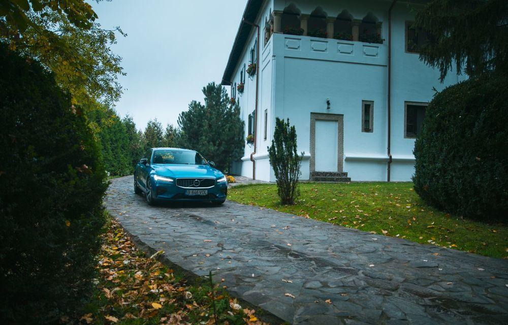 Romanian Roads Luxury Edition, ziua 7: Final de tur la Palatul Știrbey, ultima oprire a caravanei - Poza 25