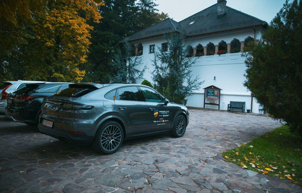 Romanian Roads Luxury Edition, ziua 7: Final de tur la Palatul Știrbey, ultima oprire a caravanei - Poza 6
