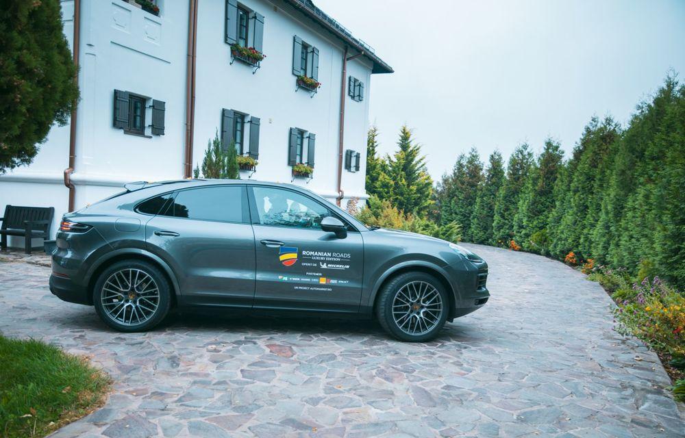 Romanian Roads Luxury Edition, ziua 7: Final de tur la Palatul Știrbey, ultima oprire a caravanei - Poza 12