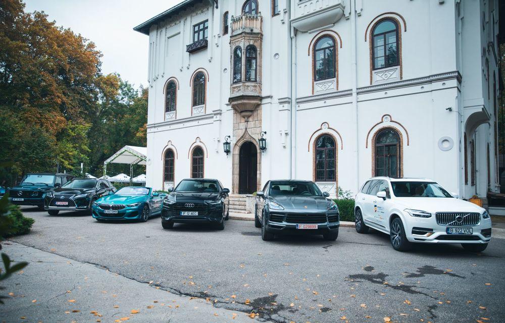 Romanian Roads Luxury Edition, ziua 7: Final de tur la Palatul Știrbey, ultima oprire a caravanei - Poza 80