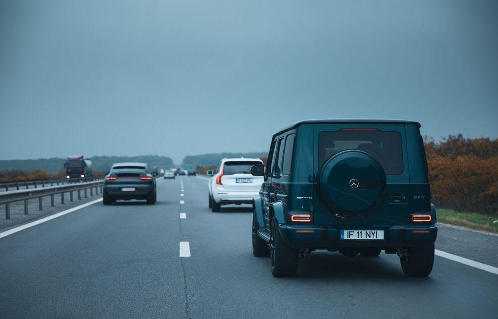 Romanian Roads Luxury Edition, ziua 7: Final de tur la Palatul Știrbey, ultima oprire a caravanei - Poza 56