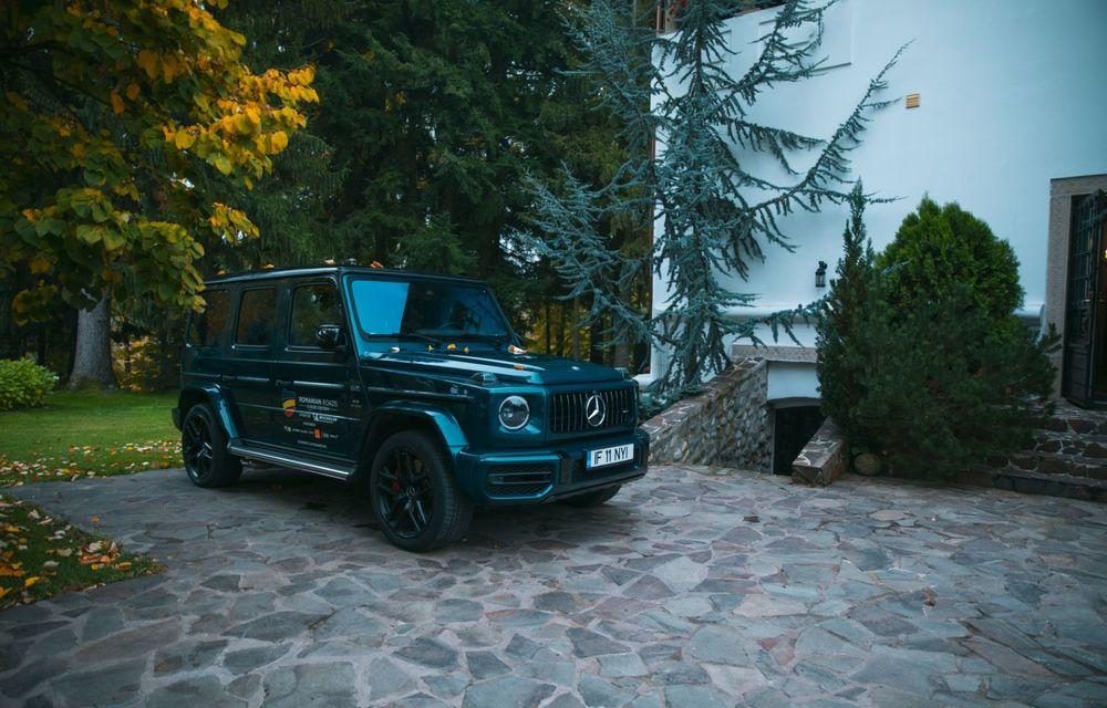 Romanian Roads Luxury Edition, ziua 7: Final de tur la Palatul Știrbey, ultima oprire a caravanei - Poza 4