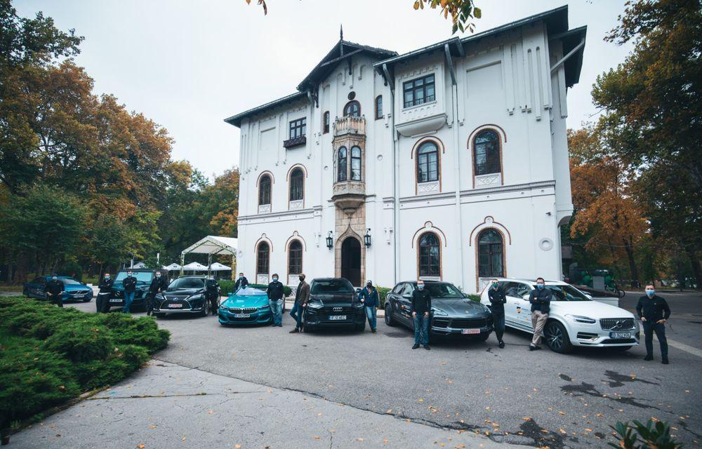 Romanian Roads Luxury Edition, ziua 7: Final de tur la Palatul Știrbey, ultima oprire a caravanei - Poza 78