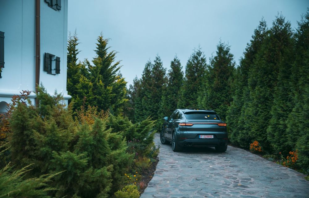 Romanian Roads Luxury Edition, ziua 7: Final de tur la Palatul Știrbey, ultima oprire a caravanei - Poza 13