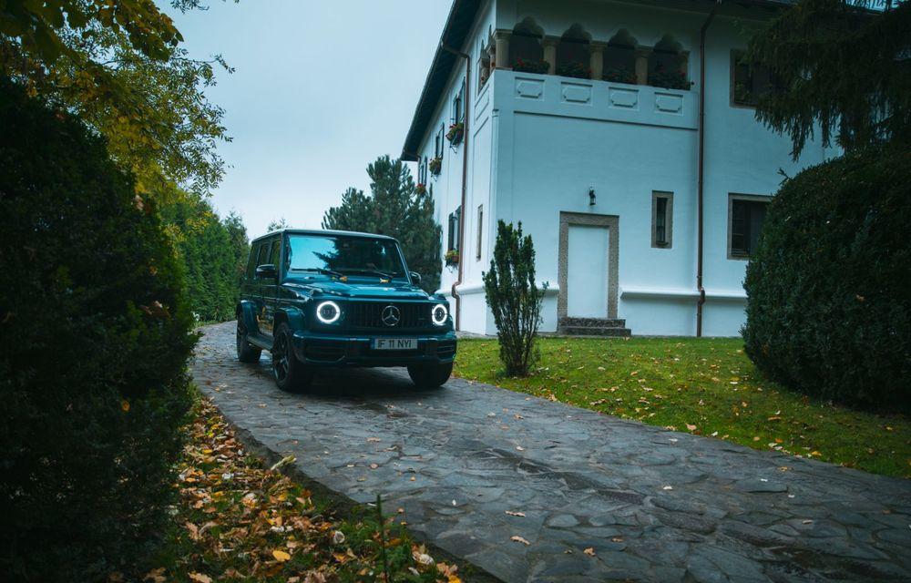 Romanian Roads Luxury Edition, ziua 7: Final de tur la Palatul Știrbey, ultima oprire a caravanei - Poza 24