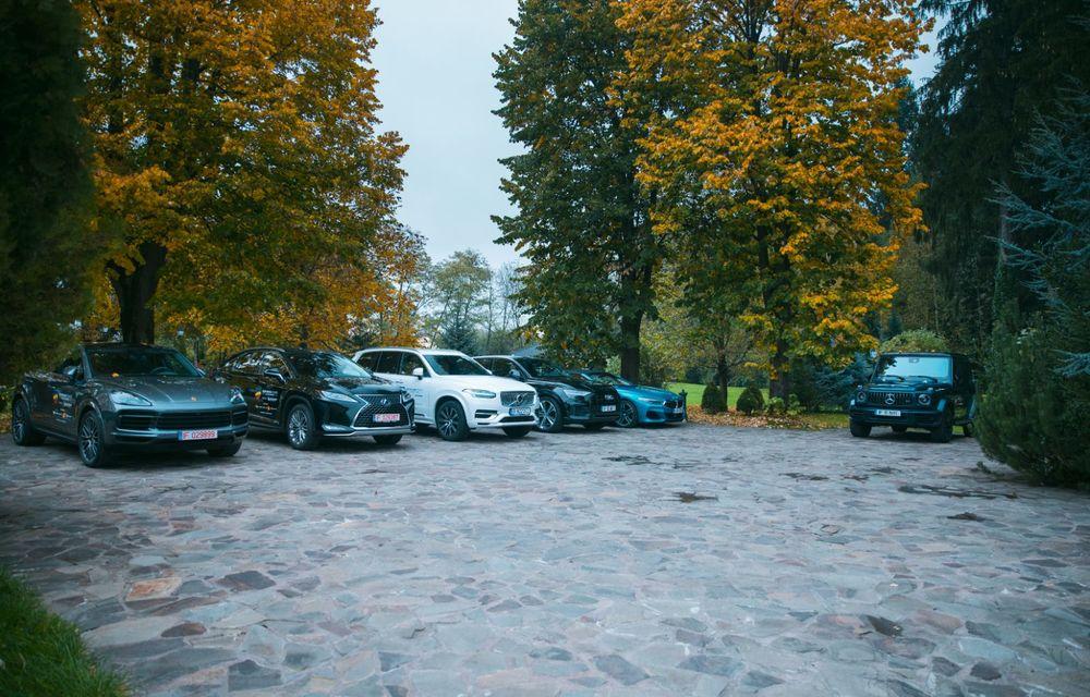 Romanian Roads Luxury Edition, ziua 7: Final de tur la Palatul Știrbey, ultima oprire a caravanei - Poza 2