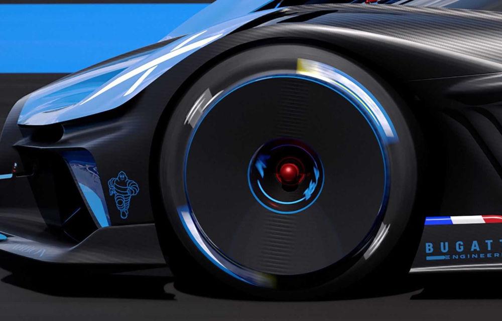 Bugatti Bolide: hypercar-ul unicat are 1850 de cai putere, doar 1240 de kilograme și ajunge la 100 km/h în 2.17 secunde - Poza 18