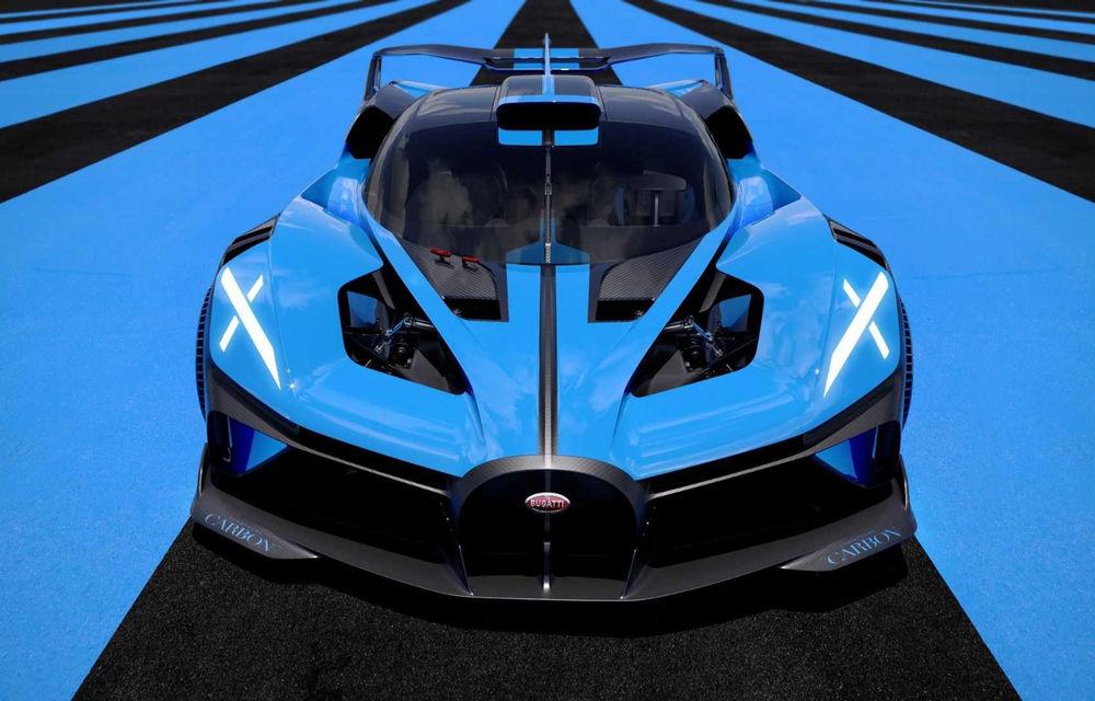 Bugatti Bolide: hypercar-ul unicat are 1850 de cai putere, doar 1240 de kilograme și ajunge la 100 km/h în 2.17 secunde - Poza 6