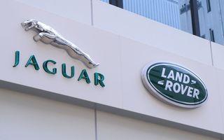 """Jaguar Land Rover: """"Ne așteptăm la o amendă de 90 de milioane de lire sterline pentru nerespectarea normelor de emisii"""""""