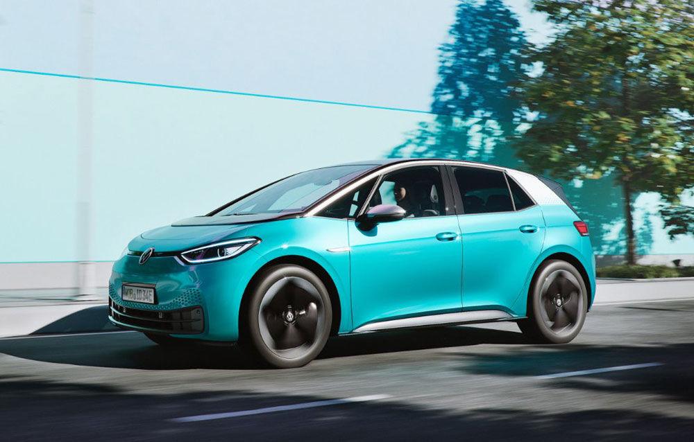Tesla Model 3, cea mai vândută mașină electrică în Europa în luna septembrie: Volkswagen ID.3 a debutat direct pe locul 3 - Poza 1