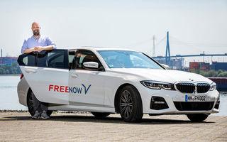 Free Now lansează în România opțiunea Confort: călătorii cu mașini mai noi sau din segmentul premium