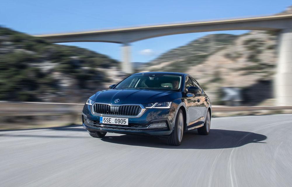 Raport la final de septembrie: Skoda a livrat aproape 722.000 de mașini în primele nouă luni, în scădere cu 21% - Poza 1
