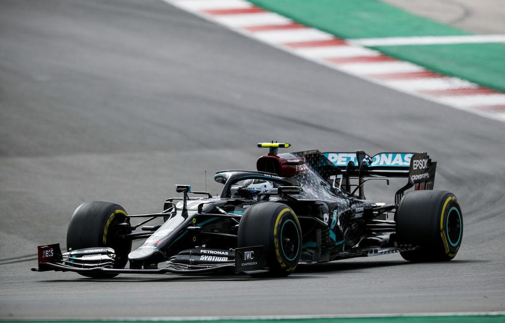 Bottas, pole position la Imola în fața lui Hamilton! Verstappen va pleca de pe trei, Leclerc a obținut doar al șaptelea timp - Poza 1