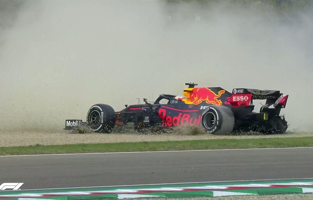 Hamilton a câștigat la Imola în fața lui Bottas după o strategie mai bună la boxe! Verstappen a abandonat, Mercedes este campioană la constructori - Poza 4
