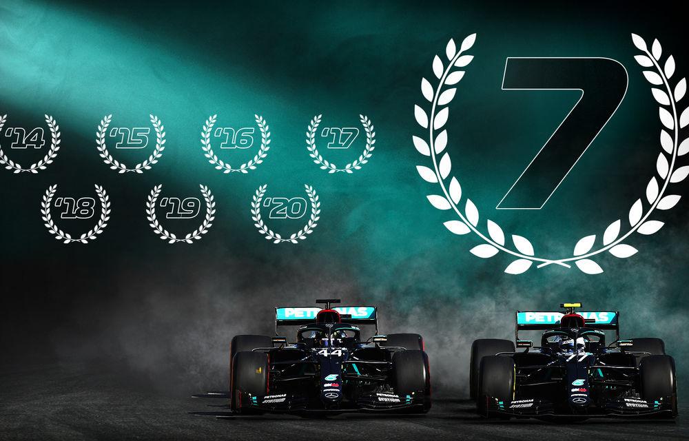 Hamilton a câștigat la Imola în fața lui Bottas după o strategie mai bună la boxe! Verstappen a abandonat, Mercedes este campioană la constructori - Poza 5