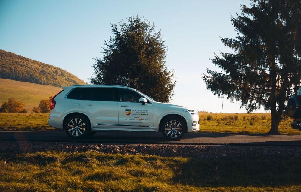 """PORTRET: Volvo XC90 T8 Plug-in hibrid după 2000 de kilometri: """"Luxul suedez este impresionant fără să devină apăsător, fără senzații de exces"""" - Poza 19"""