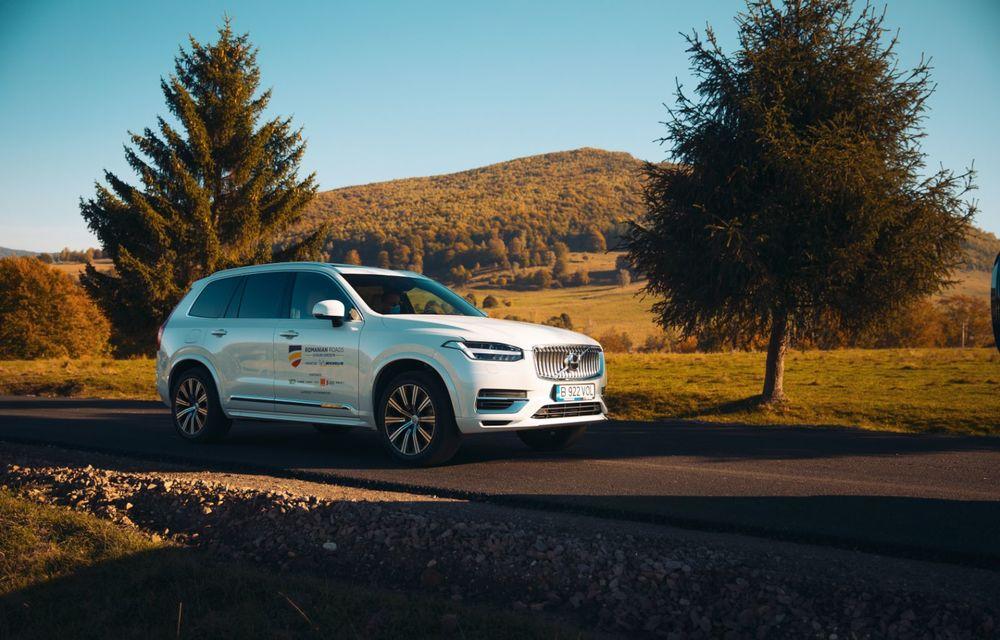 """PORTRET: Volvo XC90 T8 Plug-in hibrid după 2000 de kilometri: """"Luxul suedez este impresionant fără să devină apăsător, fără senzații de exces"""" - Poza 18"""
