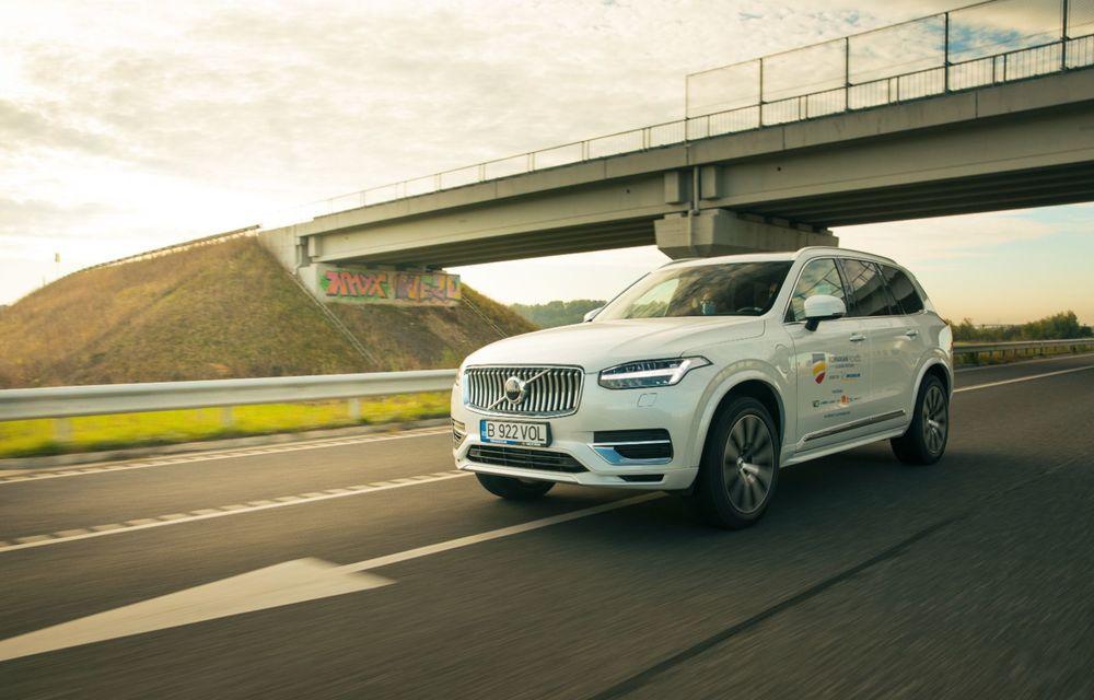 """PORTRET: Volvo XC90 T8 Plug-in hibrid după 2000 de kilometri: """"Luxul suedez este impresionant fără să devină apăsător, fără senzații de exces"""" - Poza 13"""