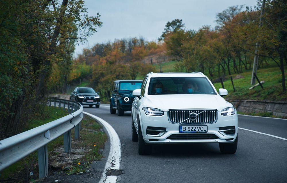 """PORTRET: Volvo XC90 T8 Plug-in hibrid după 2000 de kilometri: """"Luxul suedez este impresionant fără să devină apăsător, fără senzații de exces"""" - Poza 6"""