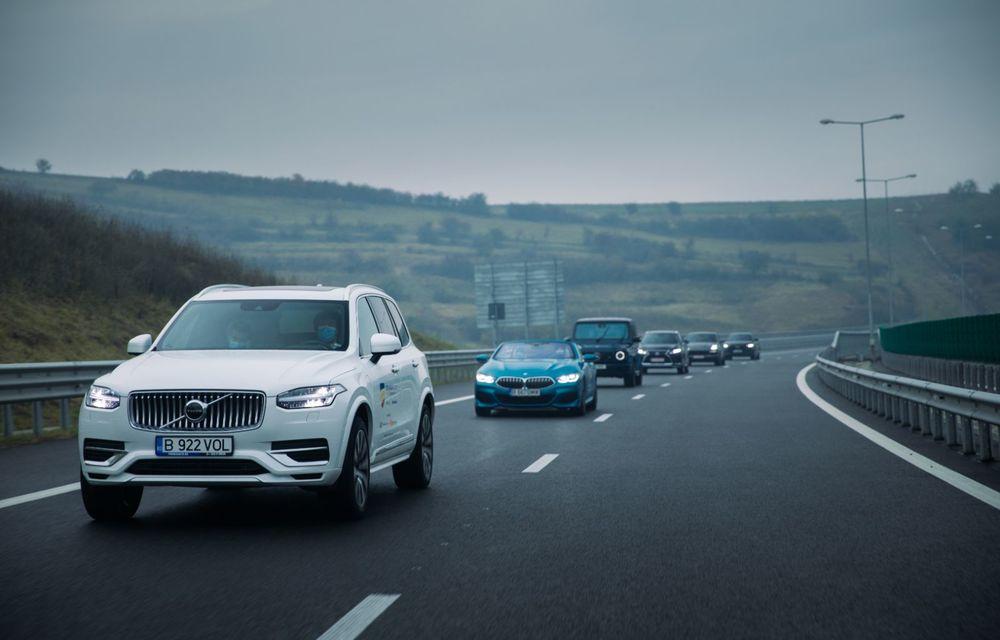 """PORTRET: Volvo XC90 T8 Plug-in hibrid după 2000 de kilometri: """"Luxul suedez este impresionant fără să devină apăsător, fără senzații de exces"""" - Poza 33"""