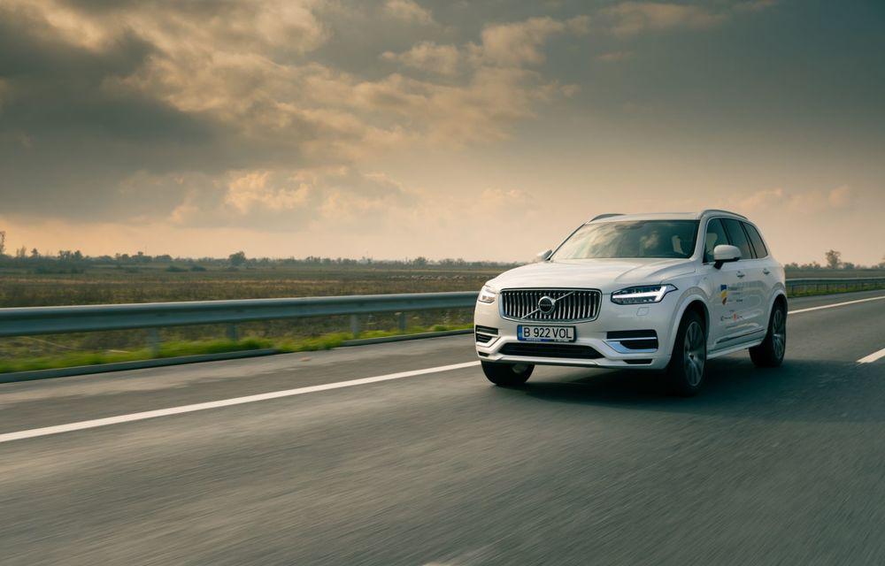 """PORTRET: Volvo XC90 T8 Plug-in hibrid după 2000 de kilometri: """"Luxul suedez este impresionant fără să devină apăsător, fără senzații de exces"""" - Poza 8"""