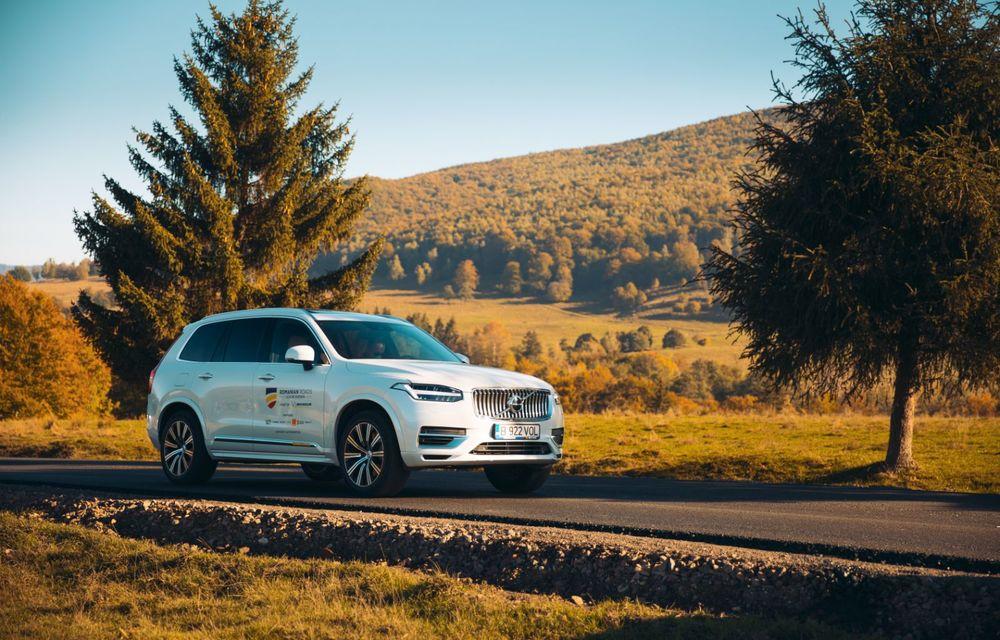 """PORTRET: Volvo XC90 T8 Plug-in hibrid după 2000 de kilometri: """"Luxul suedez este impresionant fără să devină apăsător, fără senzații de exces"""" - Poza 17"""
