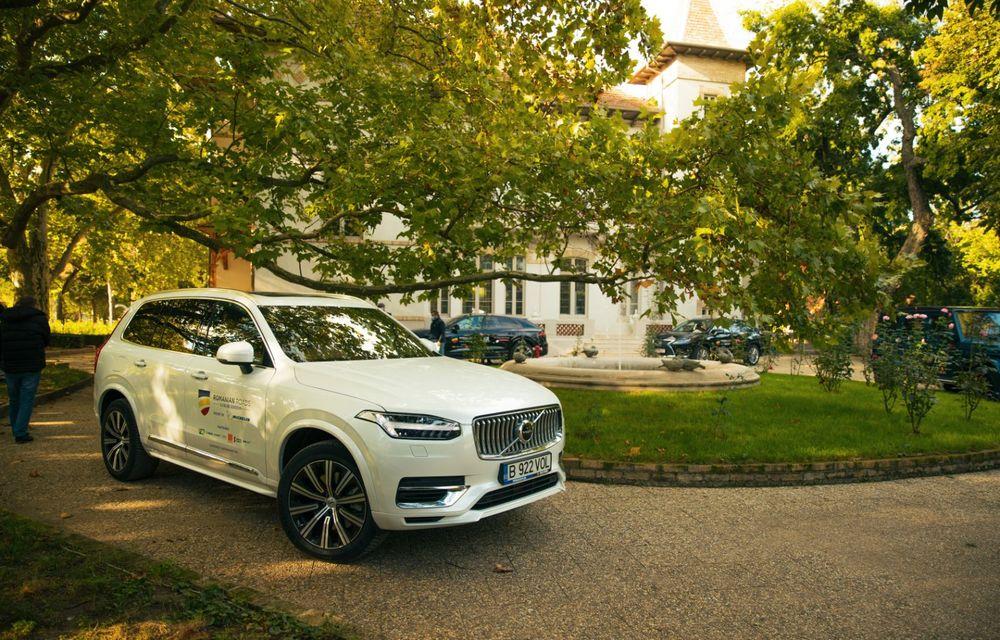 """PORTRET: Volvo XC90 T8 Plug-in hibrid după 2000 de kilometri: """"Luxul suedez este impresionant fără să devină apăsător, fără senzații de exces"""" - Poza 14"""