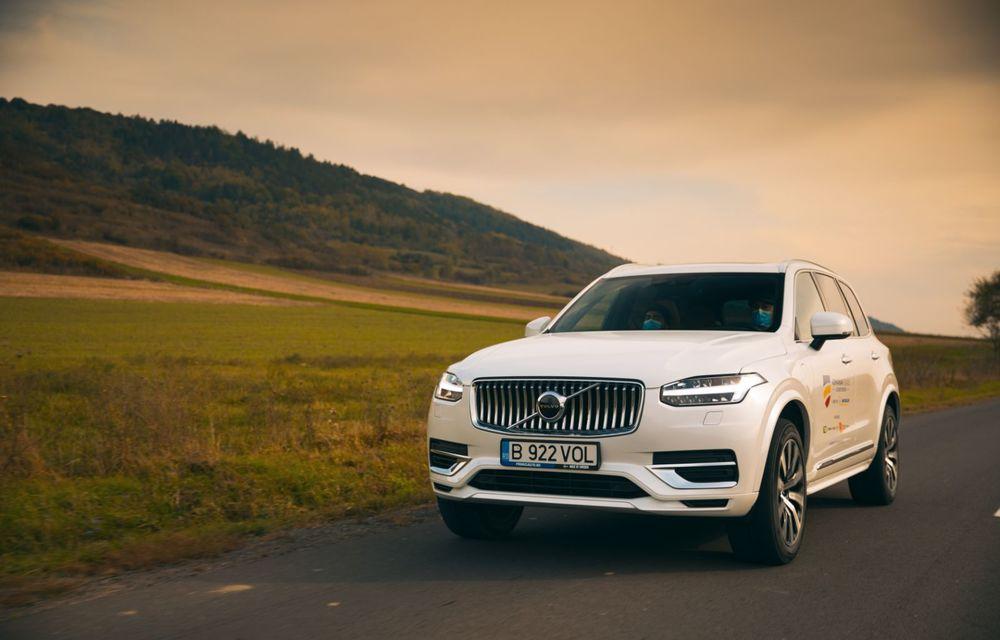 """PORTRET: Volvo XC90 T8 Plug-in hibrid după 2000 de kilometri: """"Luxul suedez este impresionant fără să devină apăsător, fără senzații de exces"""" - Poza 25"""