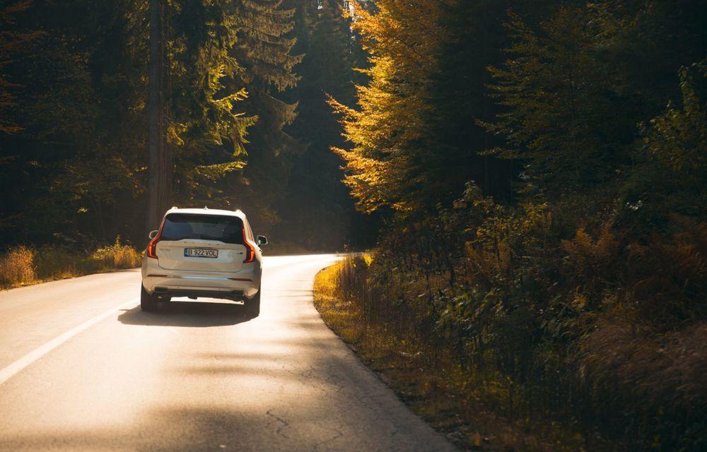 """PORTRET: Volvo XC90 T8 Plug-in hibrid după 2000 de kilometri: """"Luxul suedez este impresionant fără să devină apăsător, fără senzații de exces"""" - Poza 24"""