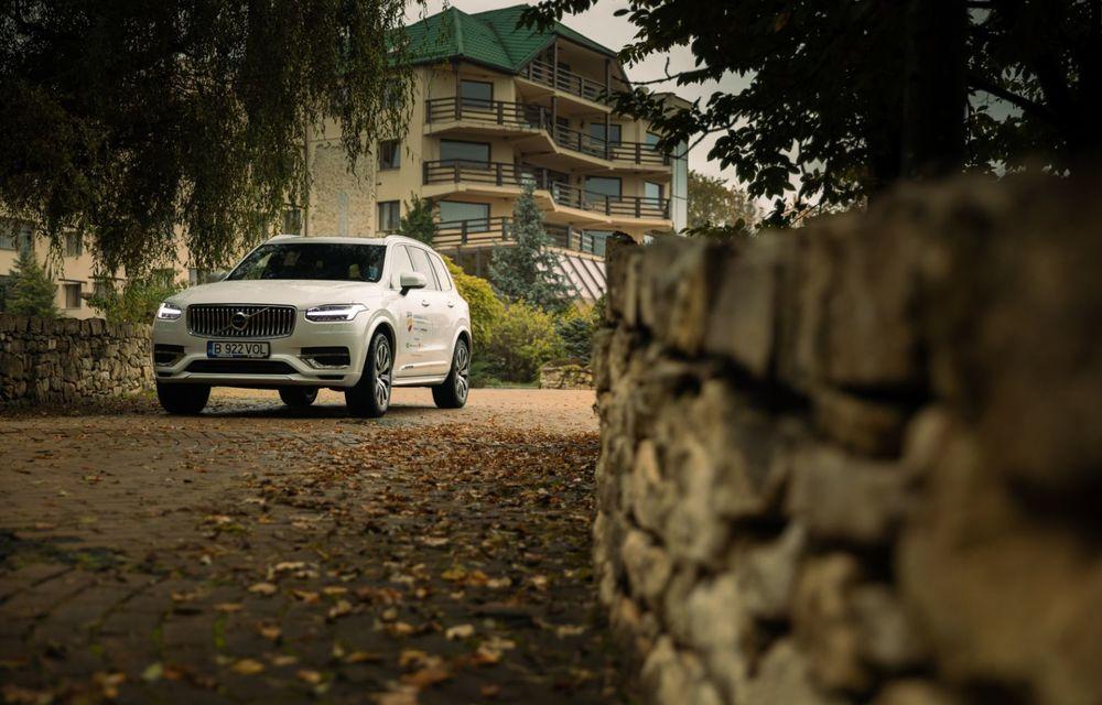 """PORTRET: Volvo XC90 T8 Plug-in hibrid după 2000 de kilometri: """"Luxul suedez este impresionant fără să devină apăsător, fără senzații de exces"""" - Poza 30"""