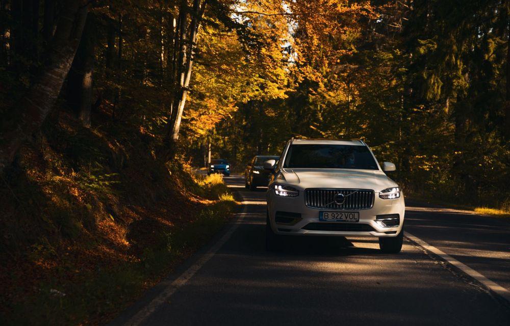 """PORTRET: Volvo XC90 T8 Plug-in hibrid după 2000 de kilometri: """"Luxul suedez este impresionant fără să devină apăsător, fără senzații de exces"""" - Poza 21"""