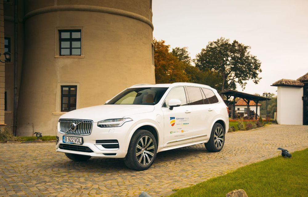 """PORTRET: Volvo XC90 T8 Plug-in hibrid după 2000 de kilometri: """"Luxul suedez este impresionant fără să devină apăsător, fără senzații de exces"""" - Poza 26"""